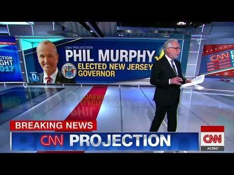 CNN: Phil Murphy wins NJ governor's race