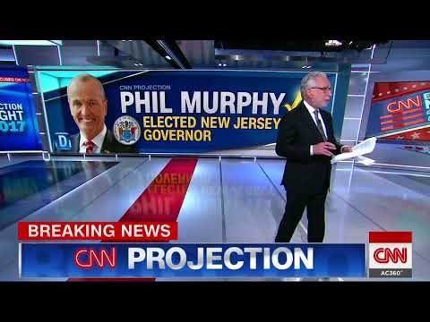 CNN: Phil Murphy wins NJ governor