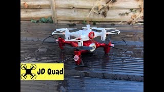 Syma X20 & Syma X21 Quadcopter Drone Comparison Flight Video - We h...