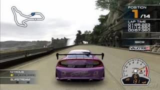 Ridge Racer 7 PlayStation 3 Gameplay - Drift Master