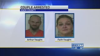 Two arrested in Knox County sexual abuse case