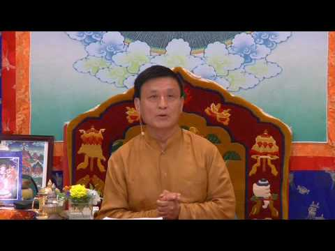 Sleep Yoga With Tenzin Wangyal Rinpoche