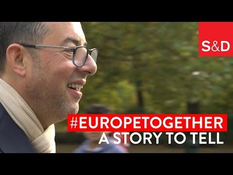 Building a Progressive Europe | A Story to Tell Together