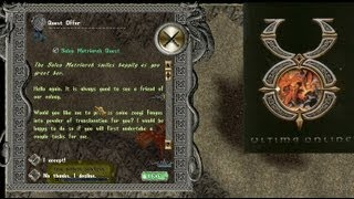 Ultima Online With Scott - Episode 25 - The Matriarch