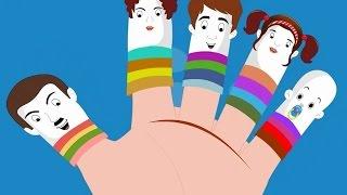 Kenge per femije Familja Gishti TOP 10 Mami gisht Babi gisht FInger family