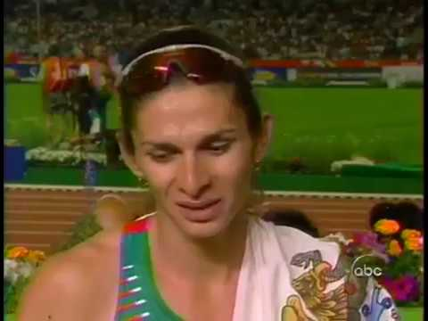 Final 400m mujeres Paris 2003 - Mundial de atletismo
