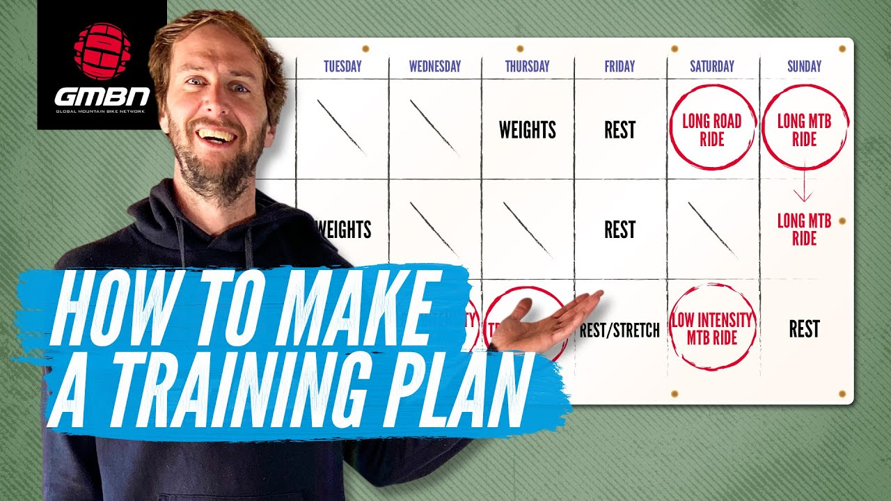 How To Create A Training Plan For Mountain Biking | MTB Fitness