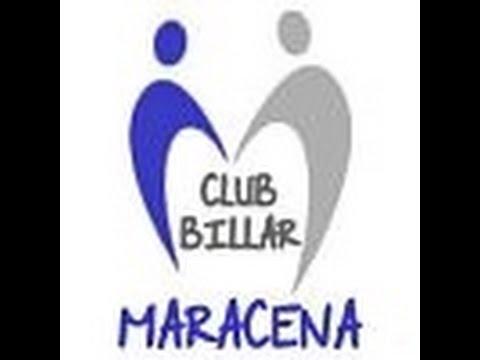 Final del I Open Ciudad de Maracena. Ginés Marchante vs David Zapata