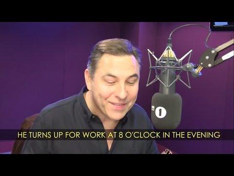 David Walliams on The BBC Radio 1 Breakfast Show with Nick Grimshaw 📻🎧