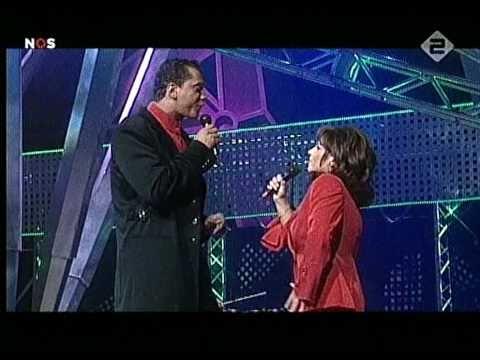 Maxine & Franklin Brown - De eerste keer HD - Eurovision Song Contest 1996 Netherlands 20-05-06