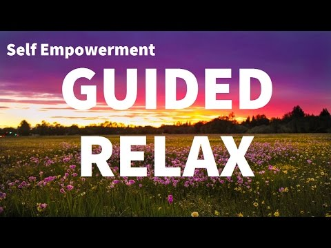 LIVE Guided  positive SELF EMPOWERMENT Confidence Meditation Hypnosis (Great before Sleep)