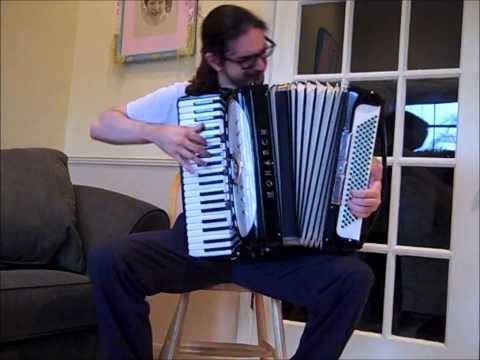 Theme from Fallout: New Vegas [accordion cover]