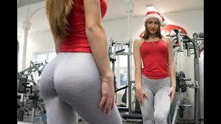 Merry Fitness Christmas | Nattalia Kapustova