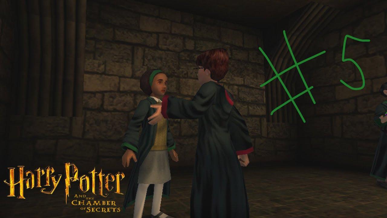 Гарри Поттер и тайная комната #5 - YouTube