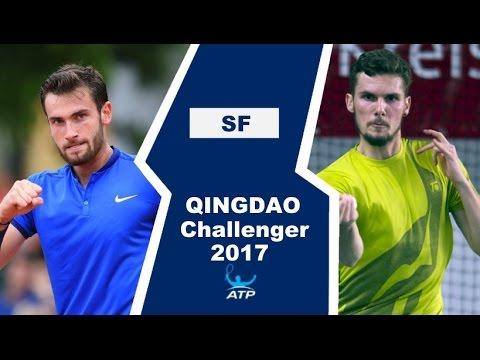Quentin Halys vs Oscar Otte Highlights QINGDAO 2017