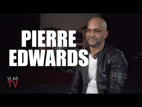 Pierre on Having a Black Military Father & German Stripper Mother