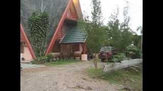 Rumah unik di Mamuju, Sulawesi Barat, Indonesia