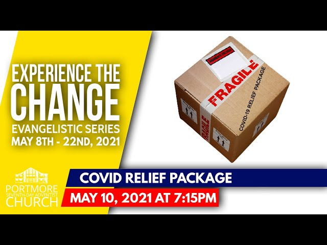 003 - COVID RELIEF PACKAGE | PASTOR MICHAEL CHARLES