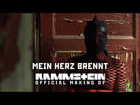 Rammstein - Mein Herz Brennt (Official Making Of)