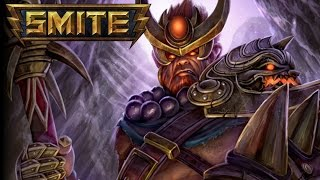SMITE Skin Spotlight : Heavenly Warlord Sun Wukong *Skin/Jokes/Taunts*