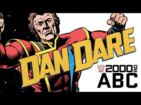 The 2000 AD ABC #30: Dan Dare