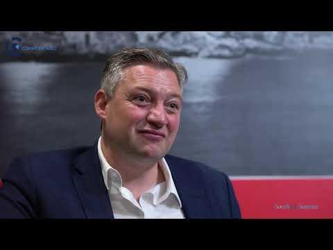 South EU Summit Interview With Konrad Mizzi - Minister Of Tourism For Malta (1/5)