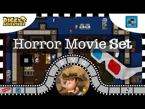 [~Movie Madness~] #2 Horror Movie Set - Diggy's Adventure