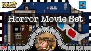 [~Movie Madness~] #2 Horror Movie Set - Diggy's Adventure
