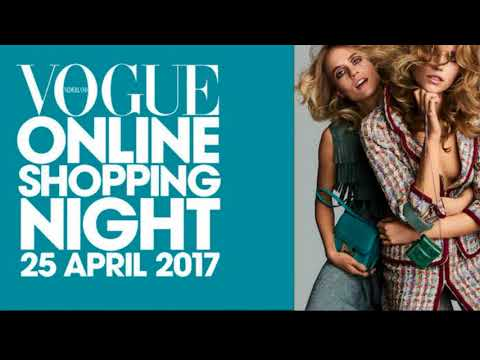 The best deals Vogue Online Shopping Night September 2017