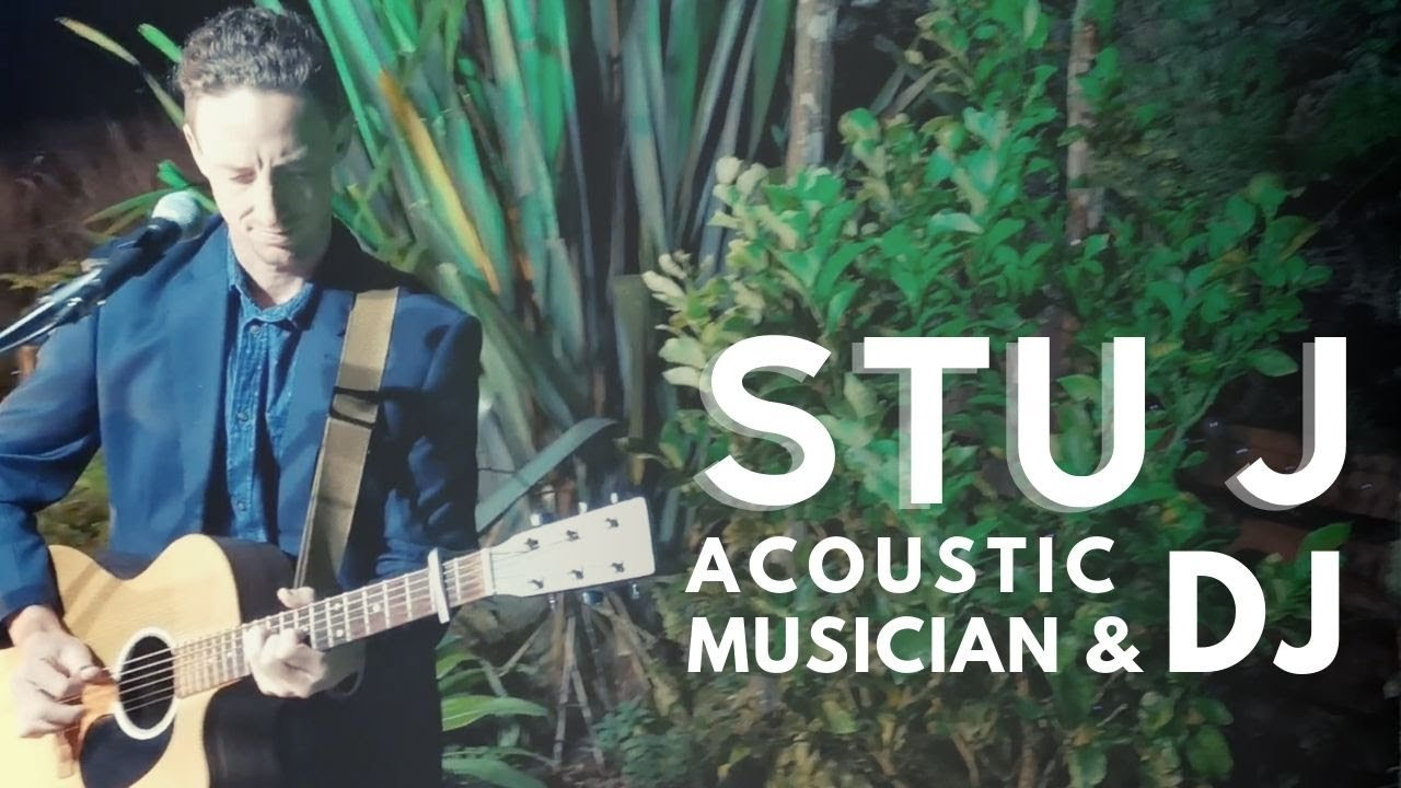 Stu J - Acoustic Cocktail Hour Songs - Preview