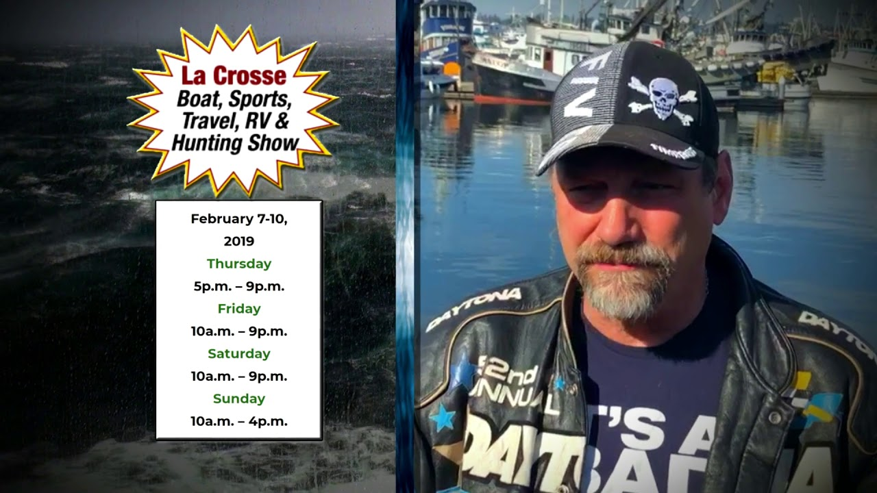 2019 LaCrosse Boat Sports Travel RV & Hunting Show