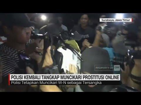 Polisi Kembali Tangkap Muncikari Prostitusi Online