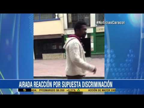 Afrodescendiente denunció supuesta discriminación de policía en requisa