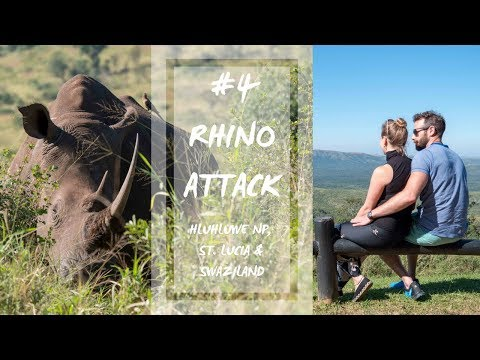 Rhino Attack | #4 South Africa & Swaziland