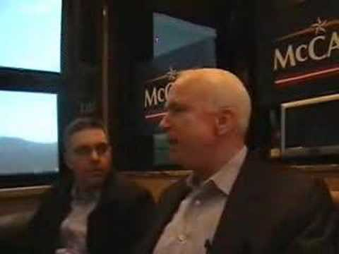 McCain on conservative antipathy for BCRA