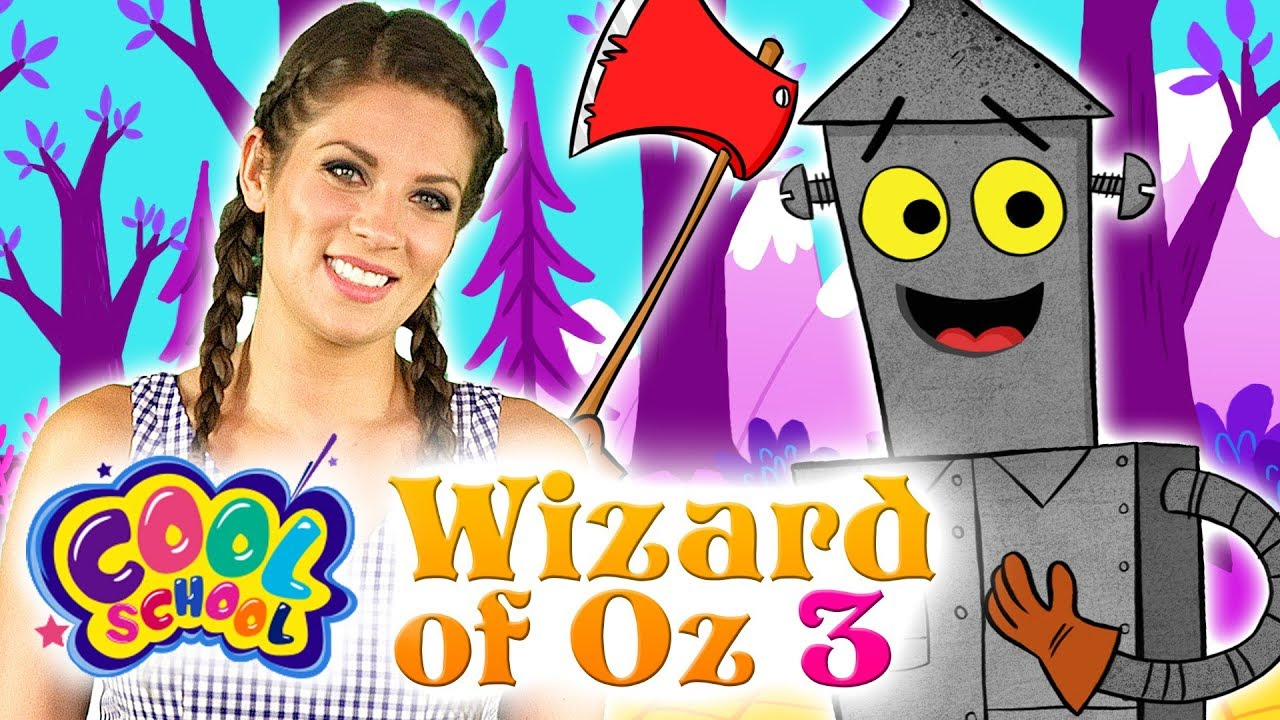 wizard of oz new chapter 3 story time with ms boosky at cool