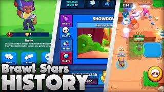 The History of Brawl Stars (2017-2019) 2 Year Anniversary Special!