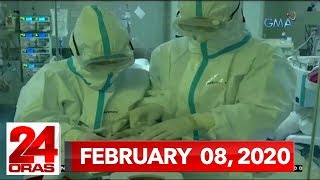 24 Oras Weekend Express: February 8, 2020 [HD]