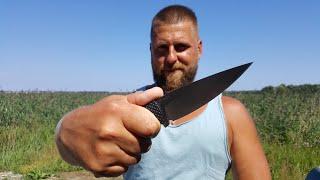 Нож LANCER Kizer. Пыряльник от Дирка Пинкертона
