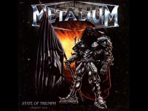 Metalium - Break Out w/ lyrics