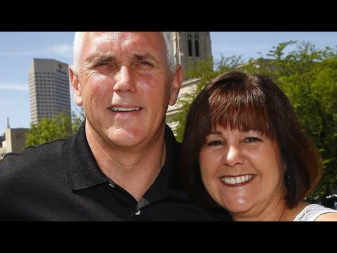 Strange Things About Mike Pence's Marriage