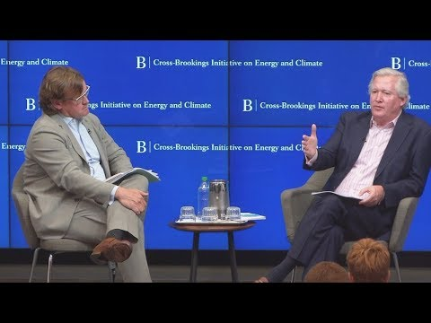The new dynamics of global energy and climate: A conversation with Exelon CEO Chris Crane