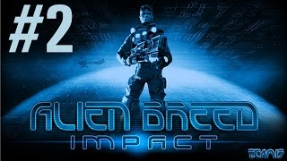 Alien Breed: Impact Playthrough/Walkthrough part 2 [No commentary]