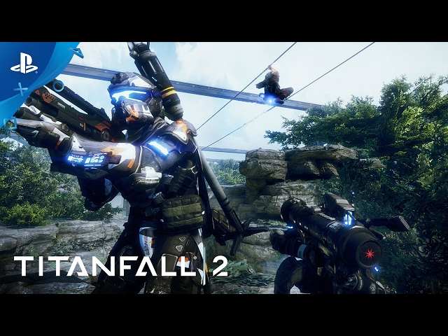 Titanfall 2 - Live Fire Gameplay Trailer | PS4