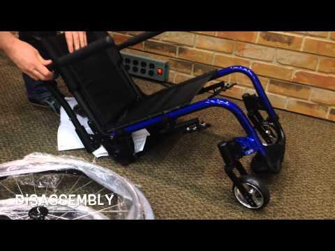 Quickie EIR5 QRi Adult Manual Rigid Wheelchair
