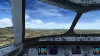Microsoft Flight Simulator X: Steam Edition - Rome to Naples - Airbus A321