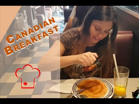 Como é o café da manhã canadense? - Review FatBurger: All Day Breakfast