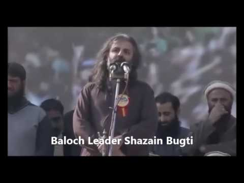50.000 Baloch ready to fight in Jammu and Kashmir against Indian Army- Baloch Leader Shazain Bugti