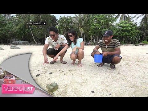 Weekend List - Wisata Pulau Belitong