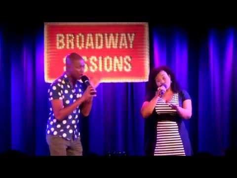 Kevin Smith Kirkwood & Ashanti J'aria - Step by Step (Annie Lennox)